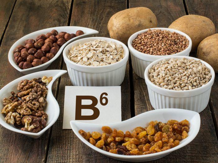 б6 б12 витамины