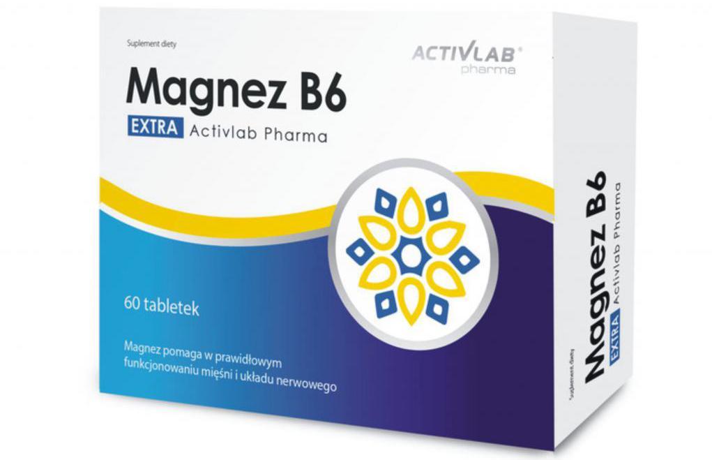 витамины магний в6