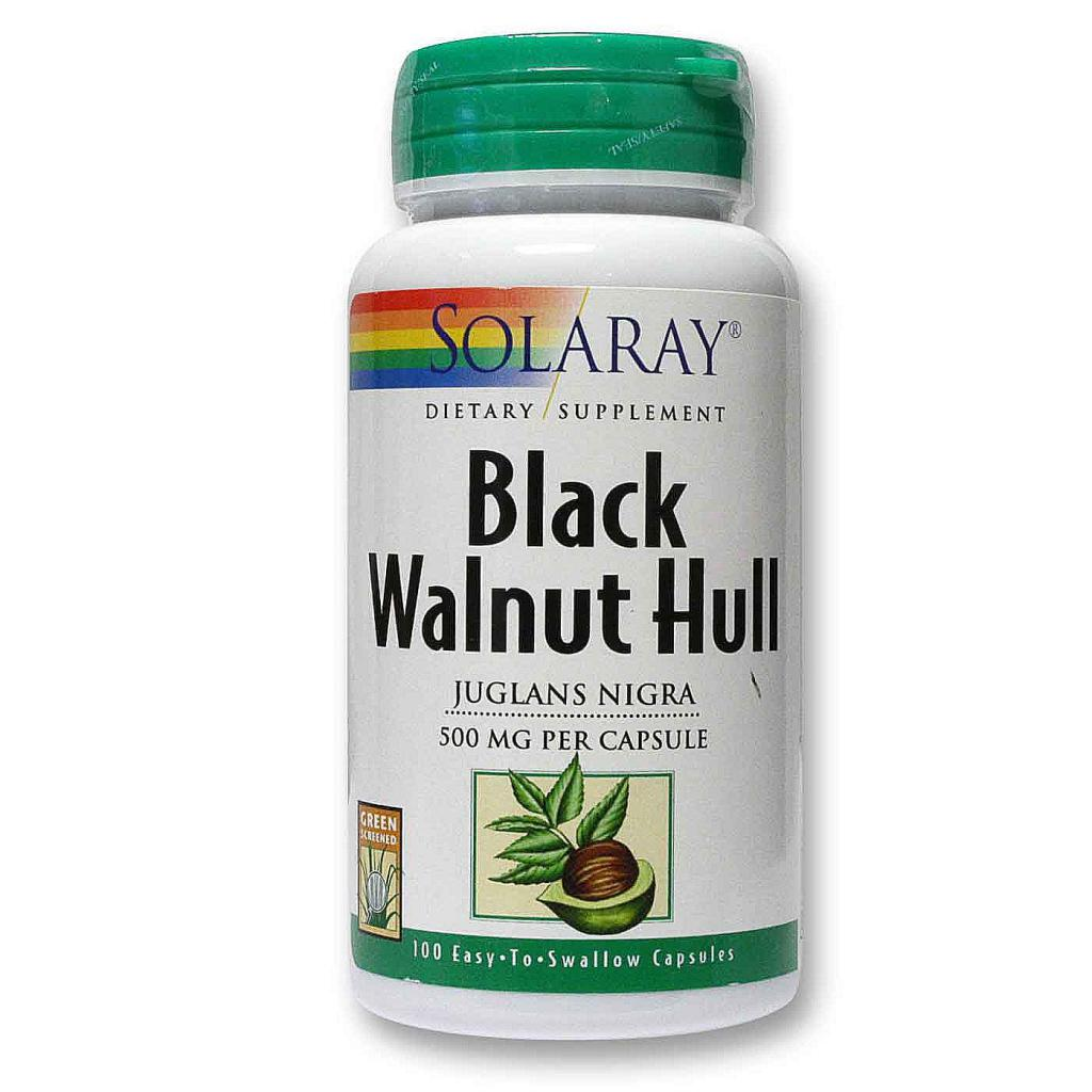 БАД black walnut hulls500 mg