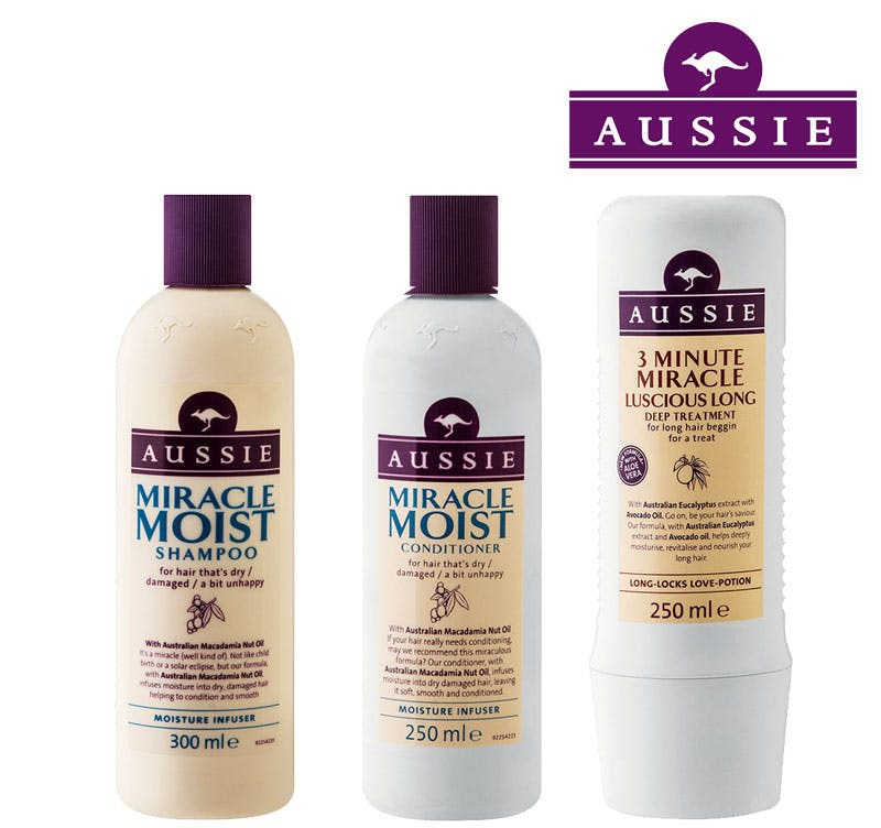 Серия Aussie Miracle Moist