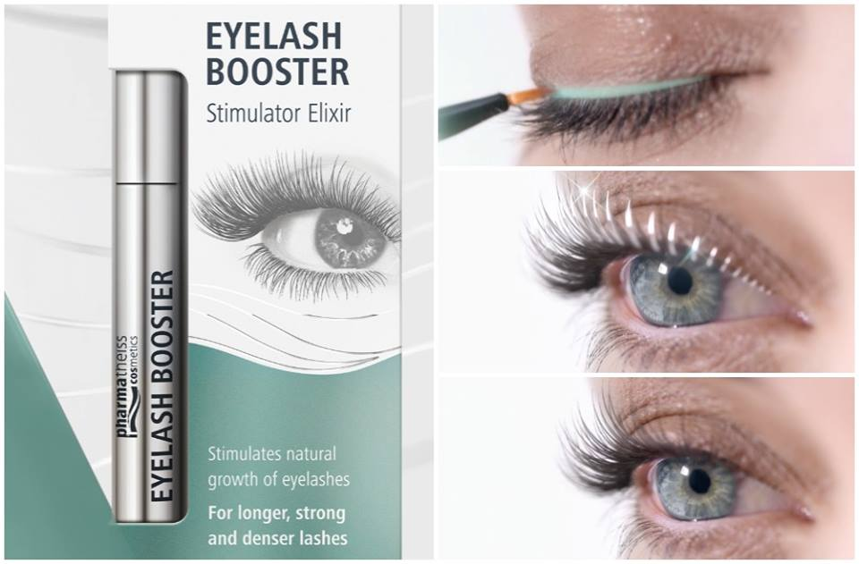 Eyelash Booster Stimulator Elixir отзывы