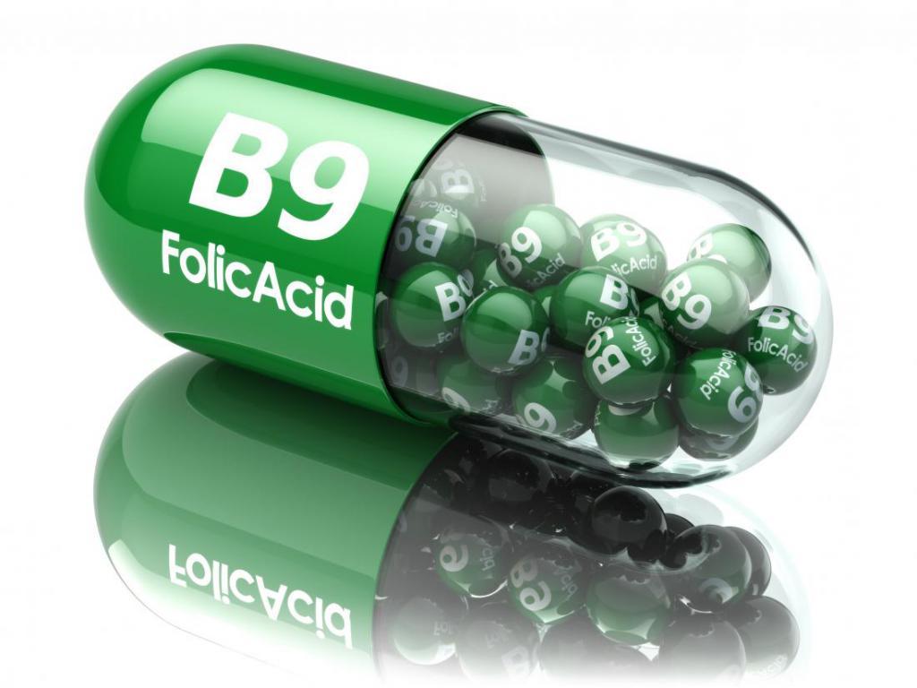 Витамины группы Б в таблетках