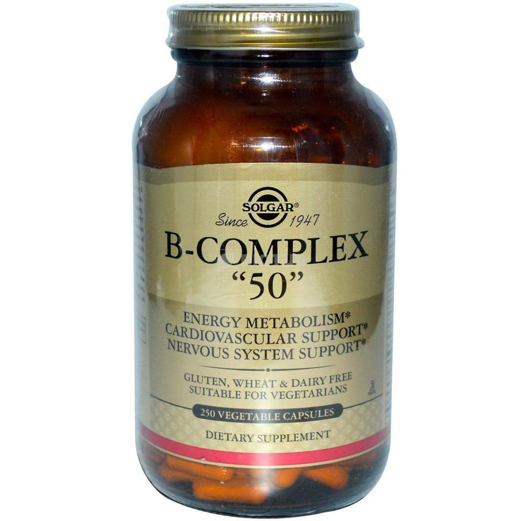 Препараты витамин Б комплекс