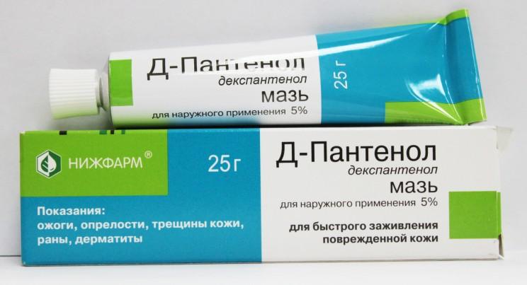 Д-Пантенол цена в Томске от 150 руб., купить Д-Пантенол, отзывы и инструкция по применению