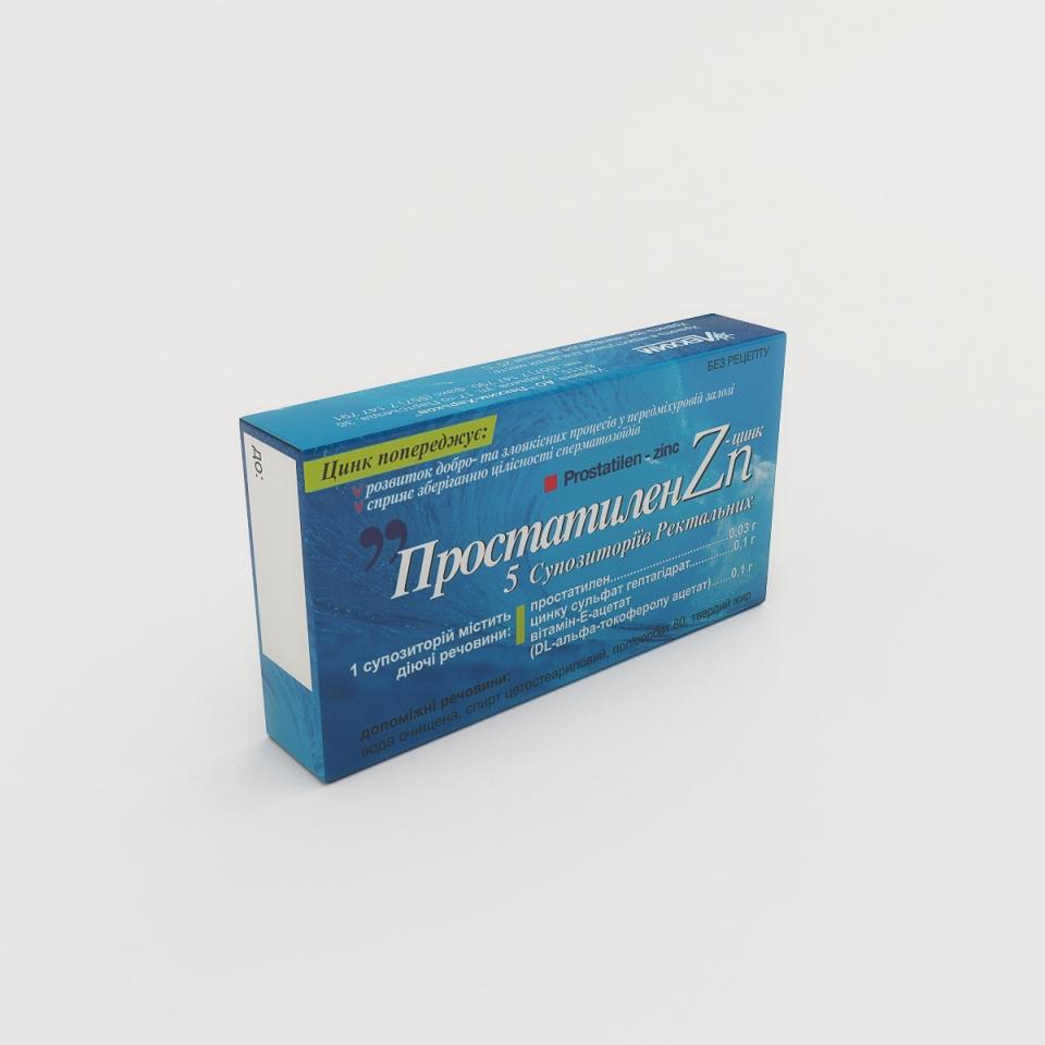 Простатит препараты с цинком не помогают лекарства при простатите