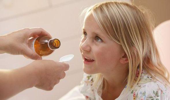 детский сироп ибупрофен