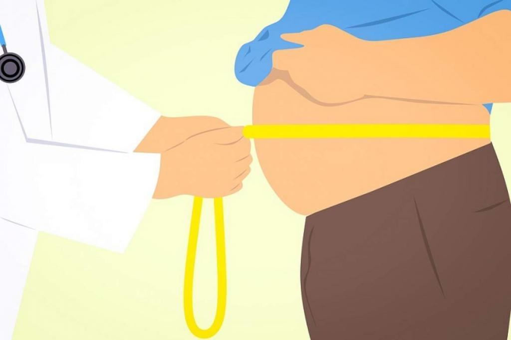 """""""Глюкофаж"""" при ожирении"""