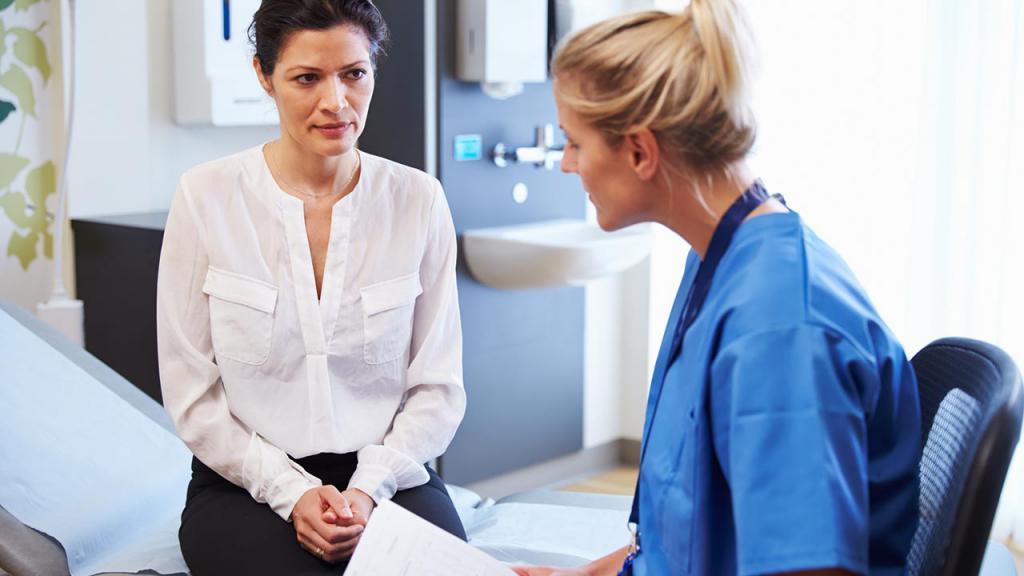 Лечение гинекологических болезей