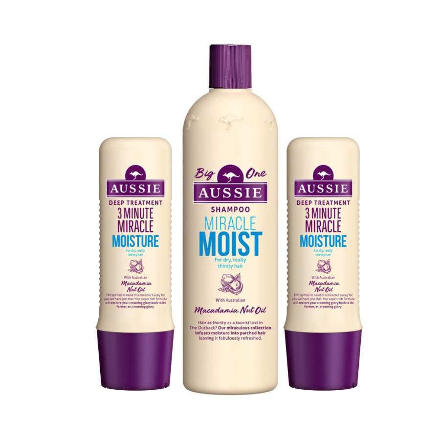 "линейка ""Aussie Miracle Moist"""