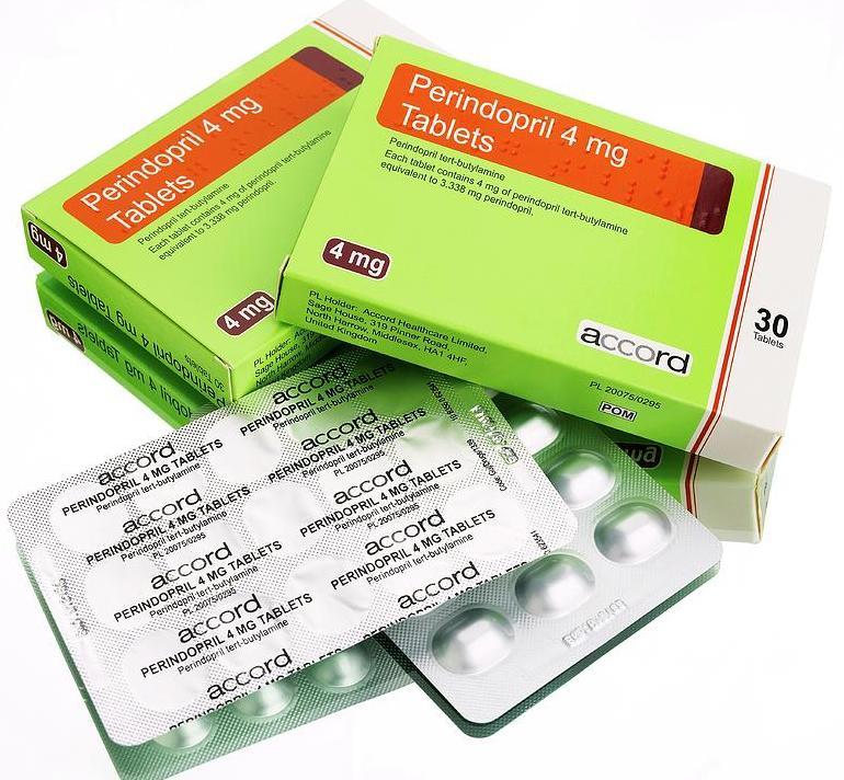 ПЕРИНДОПРИЛ таблетки - инструкция по применению, цена ...